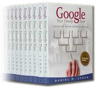 Google Your Family Tree Book